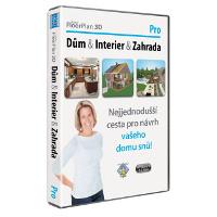 krabice TurboFLOORPLAN 3D Dům & Interiér & Zahrada Pro CZ