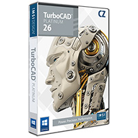 krabice TurboCAD Pro 23 CZ
