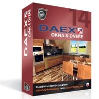 krabice DAEX Generátor v14 OKNA & DVEŘE