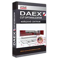 krabice DAEX IS Centrála - pro výrobní centra poskytující služby truhlářským firmám