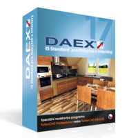 krabice DAEX IS Standard 17 - Nábytek + Interiér