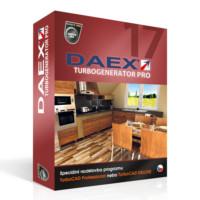 krabice DAEX TurboGENERATOR Pro 17