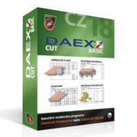 krabice DAEX CUT BASIC 18 CZ