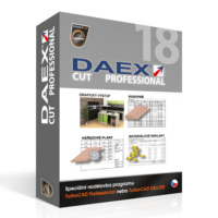 krabice DAEX CUT Professional 18