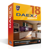 krabice DAEX GENERATOR Pro 18