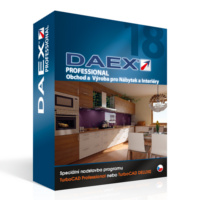 krabice DAEX IS Professional 18 - Nábytek + Interiér