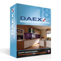 krabice DAEX IS Standard 18 - Nábytek + Interiér