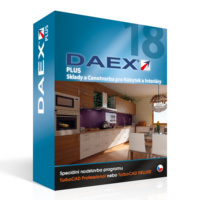 krabice DAEX IS Standard PLUS 18 - Nábytek + Interiér