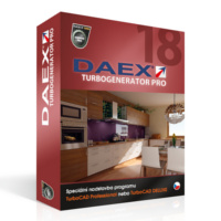 krabice DAEX TurboGENERATOR Pro 18