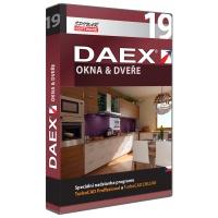 krabice DAEX Generátor 19 OKNA & DVEŘE