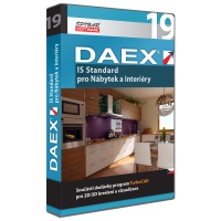 krabice DAEX IS Standard 19 - Nábytek + Interiér