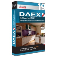 krabice DAEX IS Standard PLUS 19 - Nábytek + Interiér