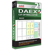 krabice DAEX CUT BASIC 20 CZ