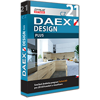 krabice DAEX IS Standard PLUS 20 - Nábytek + Interiér