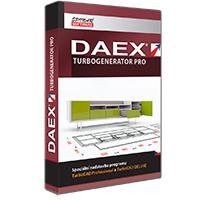 krabice DAEX TurboGENERATOR Pro 20