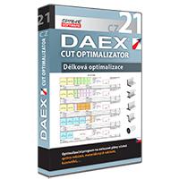 krabice DAEX CUT Délková optimalizace v21
