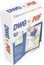 krabice DWG to PDF