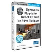 krabice LightWorks CZ Plug-in pro TurboCAD Pro/Platinum