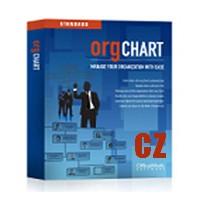 krabice OrgChart  50 CZ ORGANIZAČNÍ SHÉMATA