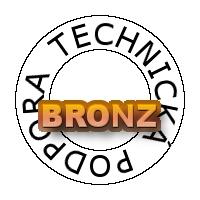 krabice Technická podpora - BRONZ
