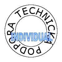 krabice Technická podpora - INDIVIDUAL
