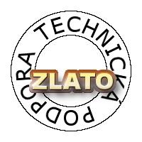 krabice Technická podpora - ZLATO
