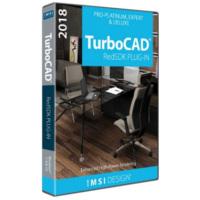 krabice RedSDK Plug-in pro TurboCAD Platinum, Professional a Deluxe