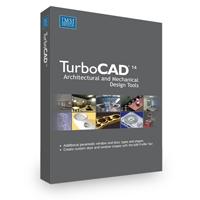 krabice Architectural & Mechanical Pack pro TurboCAD