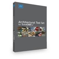 krabice Architectural Pack pro TurboCAD