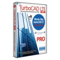krabice TurboCAD LTE PRO 9 CZ
