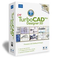krabice TurboCAD Mac Designer