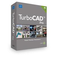 krabice TurboCAD Professional v15 CZ