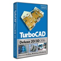 krabice TurboCAD Deluxe 23 CZ