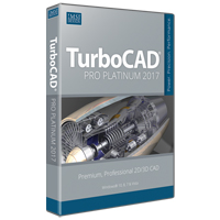 krabice TurboCAD Pro Platinum 24 CZ