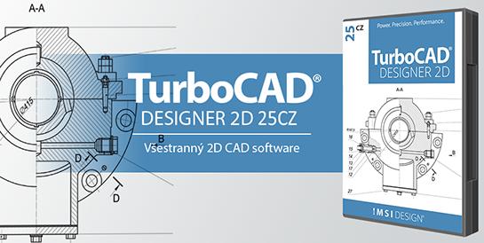 Spinar Cz Turbocad Designer 25 Cz Informace