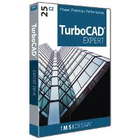 krabice TurboCAD Expert 25 CZ