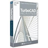 krabice TurboCAD Pro Platinum 25 CZ