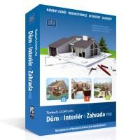 krabice TurboFLOORPLAN Dům & Interiér & Zahrada Pro CZ