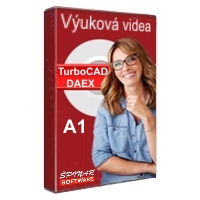 krabice A1: Základní nastavení a ovládání programu TurboCAD a kreslení ve 2D prostoru