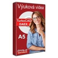 krabice A5: Vizualizace - základní práce a nastavení TurboCADu pro tvorbu vizualizací (práce s texturami, světly, stíny, odlesky, průhledností... a prostředím)